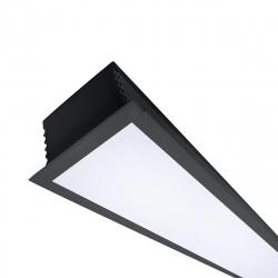 """פרופיליטה LED שקוע (רוחב: 48 מ""""מ) 729509"""